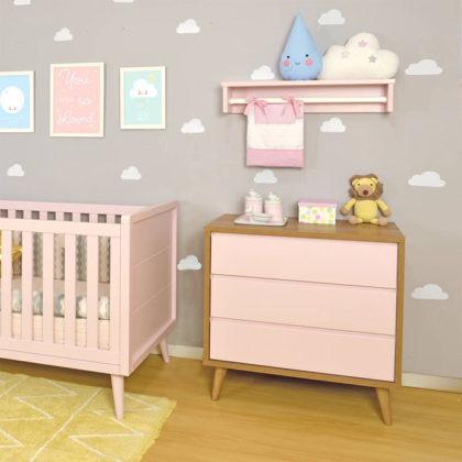 armario para quarto de bebê