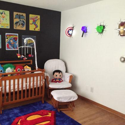 quarto bebe tematico
