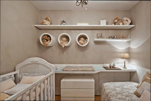 quarto de bebe neutro