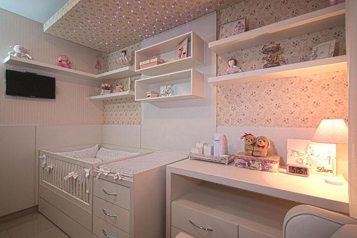 Famosos Quarto de bebê planejado - Como planejar, +100 Fotos e dicas  IO43
