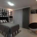 Papel de parede para quarto de casal