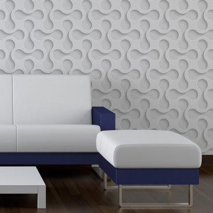 Papel de parede para sala 3D