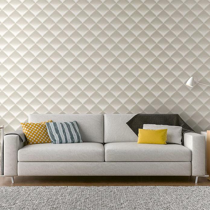 Papel de parede para sala dicas de para escolher 58 inspira es - Papel para revestir paredes ...