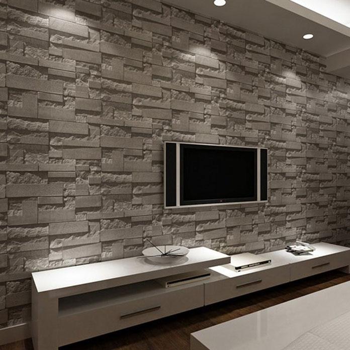 Papel de parede para sala dicas de para escolher 58 for Papel pared personalizado foto