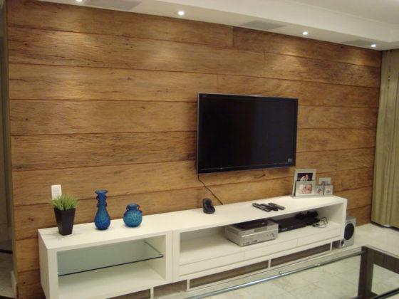 Papel de parede para sala de TV
