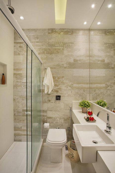 Mostrar Fotos De Banheiros Pequenos : Banheiros decorados veja fotos e dicas de decora??o