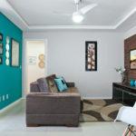 decoração sala pequena