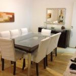 mesa de jantar 8 lugares retangular