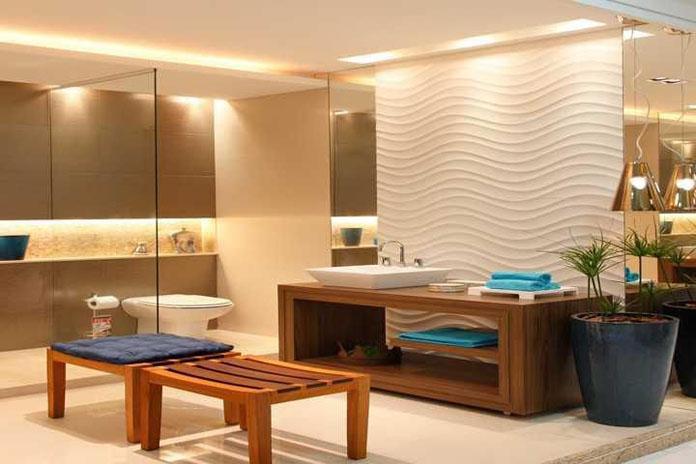 sala de banho banheiros decorados