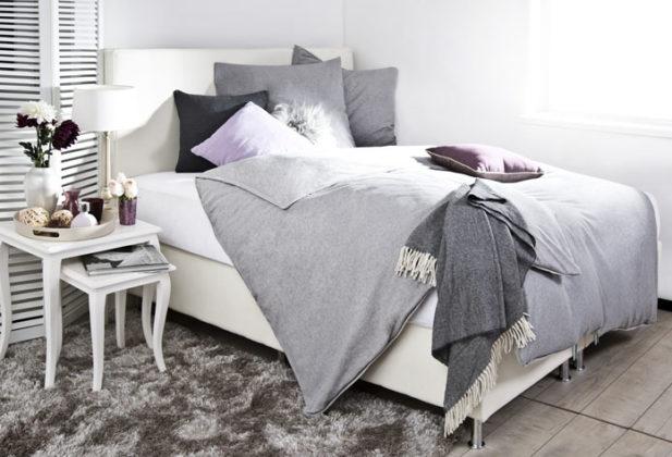 Decoração minimalista para quarto