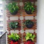 Jardim suspenso ou jardim vertical