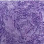Textura com gel decorativo