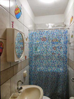 Cortinas para banheiro