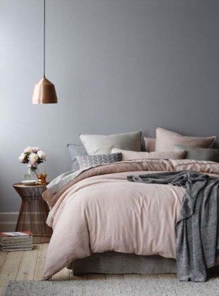 Decoração escandinava para quartos