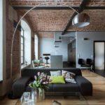 Decoração industrial para sala