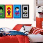 Quadros decorativos geek