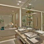 Sala de banho luxuosas