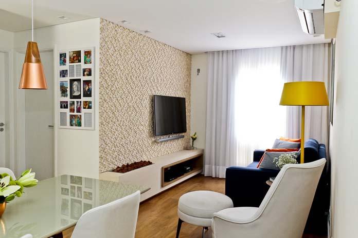 Decora o para apartamento pequeno truques infal veis e for Imagenes de apartamentos pequenos