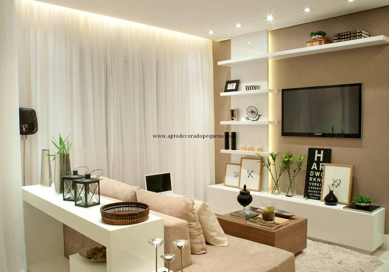 Decora O Para Apartamento Pequeno Cores Claras 77 Ideabrasil Com Br
