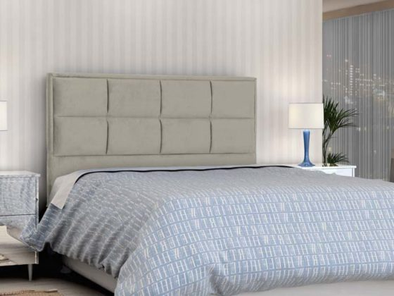 Cabeceira de cama de casal