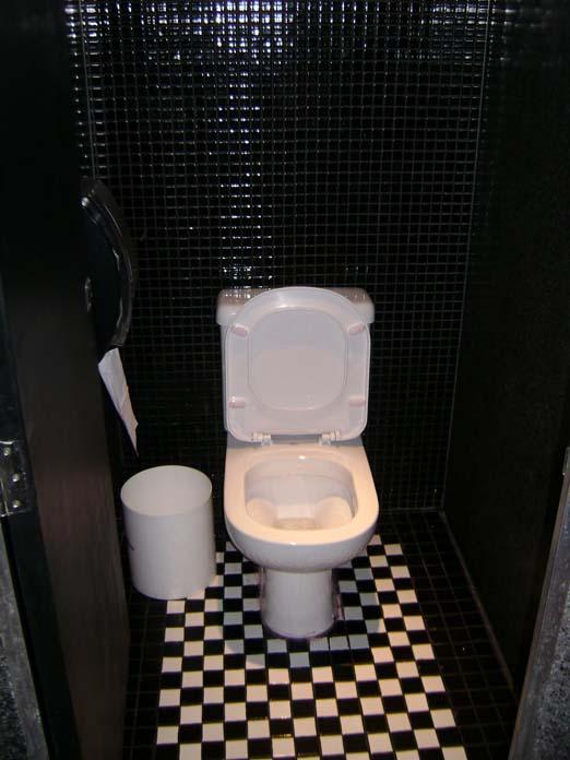 Banheiro preto e branco Dicas de decoraç u00e3o e inspirações! -> Decoração Xadrez Preto E Branco