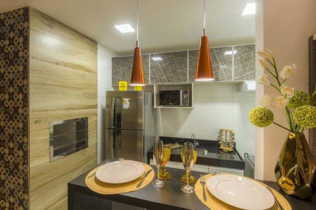 cozinhas compactas