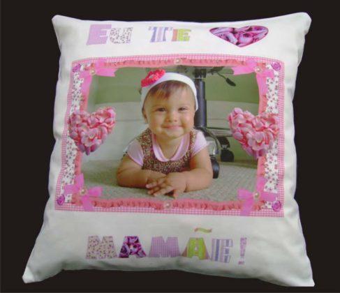 Almofadas personalizadas infantis