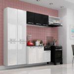 Armário de cozinha de parede pequeno