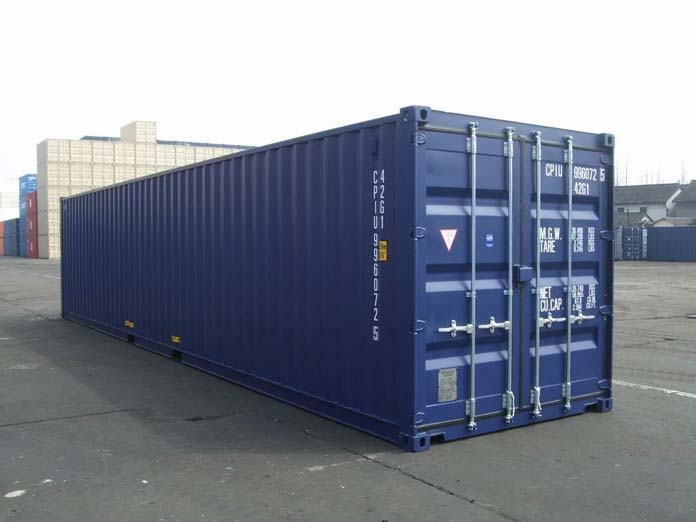 Container dry standard