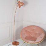 Decoração Rose Gold para sala