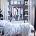 Cortina para armário de quarto