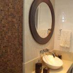 Decoração de banheiro Rústico e moderno