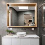 Espelho para banheiro Com moldura