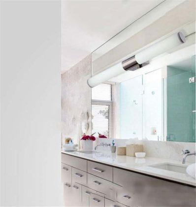 espelho para banheiro com luz