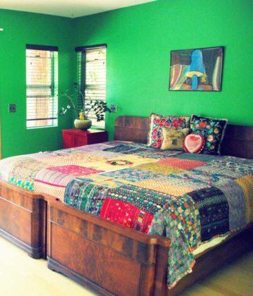 Decoração boho chic para quartos