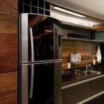 Decoração de cozinha moderna e prática