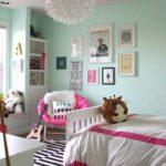 Decoração de quarto de Jovens meninas