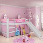 Decoração de quarto de menina 3 anos