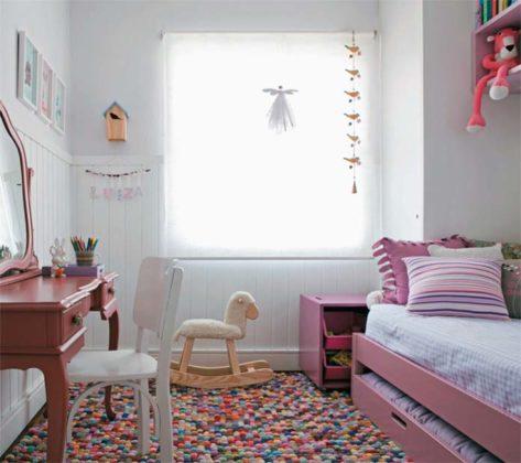 Decoração de quarto de menina 5 anos