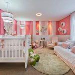 Decoração de quarto de menina bebe
