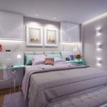 Decoração de quarto pequeno feminino