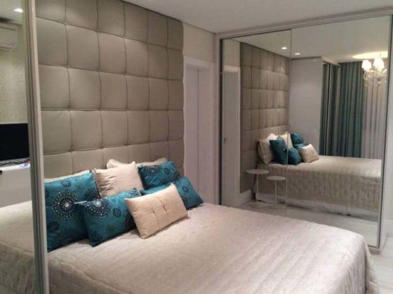 Decoração de quarto pequeno para casal