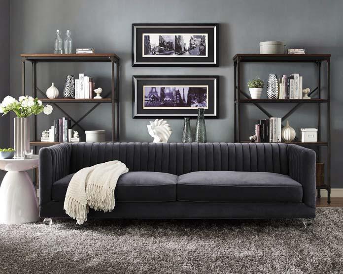 Móveis contemporâneos sofa