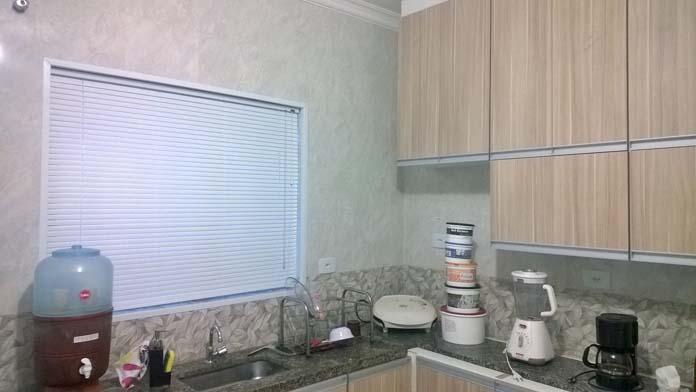 Persianas para cozinha