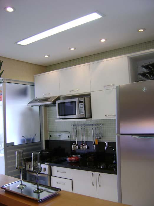 Rebaixamento de gesso Como fazer? Ideias para quarto, sala e mais! -> Decoração De Forro De Gesso Para Cozinha