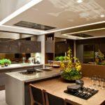 cozinha decorado Sanca de gesso