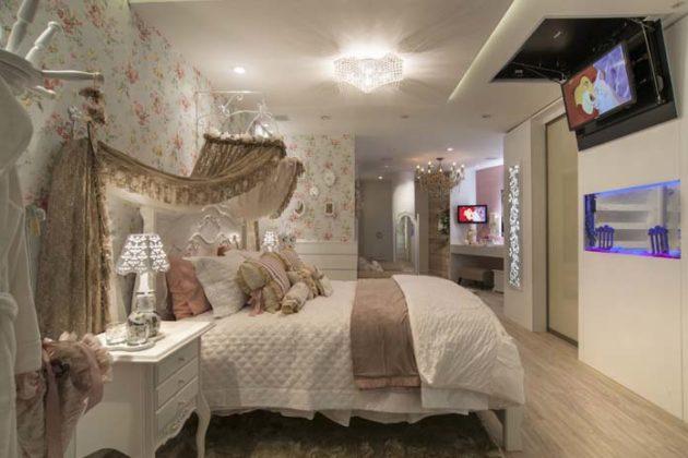estilo Decoração provençal quartos