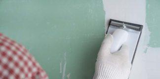 Como emassar parede