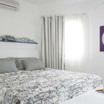 Cortinas para janela de quarto para casal