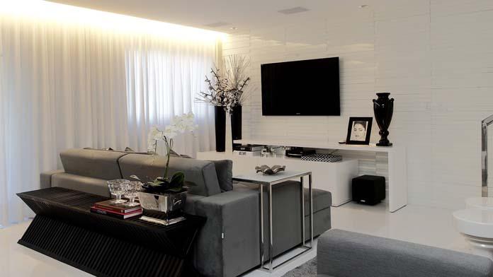 Cortinas para sala modernas